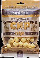 """Сушеный сыр """"Гауда"""" 40 г (SneCo), фото 1"""