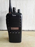 Icom IC-F43GS, портативная радиостанция, рация, б.у.
