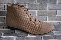Ботинки женские большие размеры