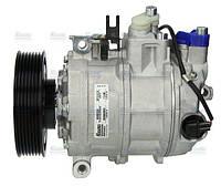 Компрессор кондиционера VW TOUAREG ( 7LA ,7L6, 7L7) ФОЛЬКСВАГЕН Туарег     2002 - 2010г.