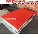 ЭВА листы для автоковриков 205х130см, красный