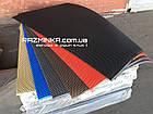 ЭВА листы для автоковриков 205х130см, красный, фото 3