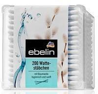 Denkmit ватные палочки гигиенические Ebelin (200 шт) Германи