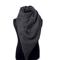 Теплый женский шарф палантин