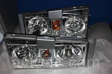 Фара Renault Magnum E-tech/DXI