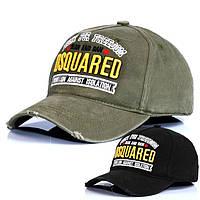 Новомодные бейсболки кепки DSQUARED с уплотненным козырьком. Хорошее качество. Доступная цена. Код: КГ2164