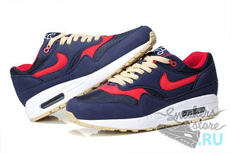 Кроссовки Nike Air Max 87 Obsidian/Red