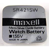 Батарейки MAXELL SR421SW