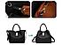 Женская сумка классическая большая с кошельком Melanie, фото 9