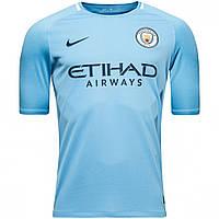 Футбольная форма ФК Манчестер Сити (Manchester City) 2017-2018 Домашняя