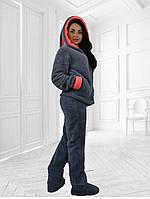 Модная женская теплая пижама