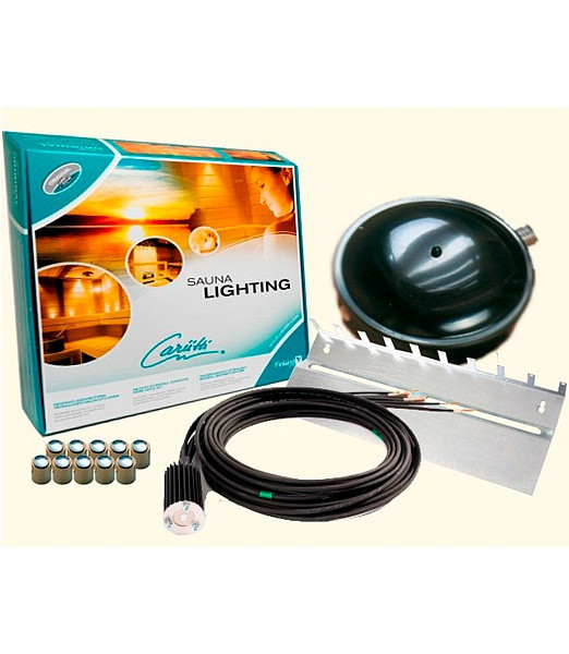 Комплект эффект пламени VP15 FL - F310 Cariitti для бани и сауны