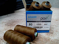 Нитки AMANN PAX  №80 800м цвет1223 от 35 упаковок акция