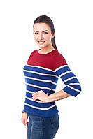 Яркий молодежный свитер / Яскравий молодіжний світер