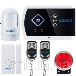 GSM беспроводная сигнализация Alarm System SGA-G10A приложение Android/IOS