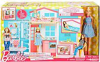 BARBIE (Барби) Портативный переносной домик с куклой (DVV48), фото 1