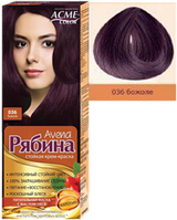 ACME Color Рябина AVENA краска для волос №036 Божоле