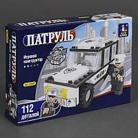 """AUSINI 23410 """"Полиция"""" (72), 112 дет, уровень сложности **,  в кор-ке, 22-4-15см"""