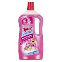 Миючий універсальний засіб для підлоги концентрат Tytan kwiatowy (квітковий) 1 л.
