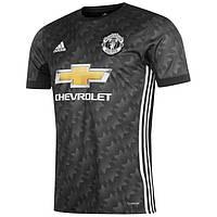 Футбольная форма Манчестер Юнайтед (Manchester United) 2017-2018 Выездная