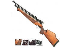Типы пневматических винтовок