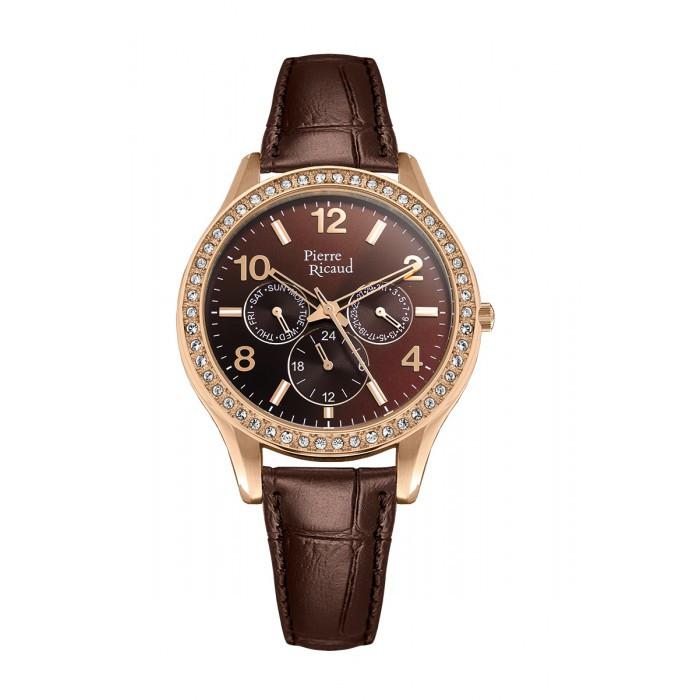 Годинник жіночий Pierre Ricaud PR 21069.9B5GQFZ