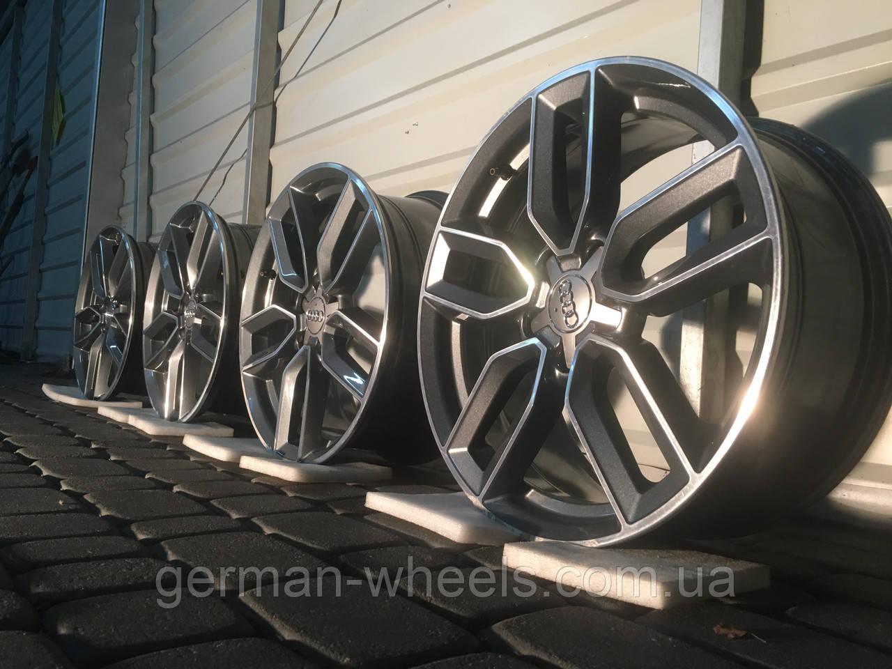 """18"""" диски на Audi A3 (8V)"""