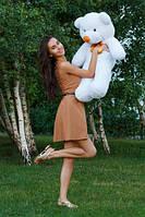 Мишка Тедди 80 см Белый