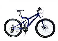 Горный двухподвесный велосипед Azimut Dinamic 26 GD+
