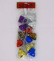 "Гирлянда ""Мешочки"" 01243 (56) длина 4 метра, в кульке"