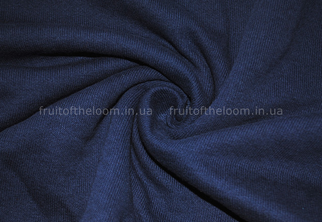 Тёмно-синий детский классический реглан