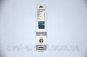Автомат. выключатель Титан однопол. 10А (6кА)