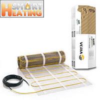 Теплый пол Veria Quickmat 150 двухжильный мат 1 м² - 150 Вт