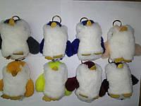 Брелок Меховой Пингвин (14 см)