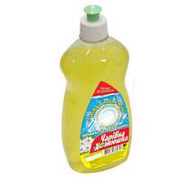 Моющее средство для посуды с бальзамом Чарівна Хозяюшка 0,5л. (ромашка)