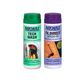 Набір Nikwax Tech Wash 300ml + Tx.Direct 300ml