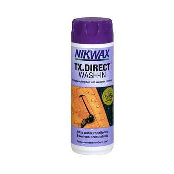 Просочення Nikwax TX.DIRECT Wash-in