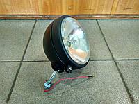Фара-прожектор в корпусе УАЗ (фароискатель)