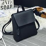 Рюкзак женский городской черный Ember, фото 2