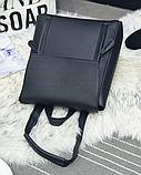 Рюкзак женский городской черный Ember, фото 3