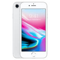 Apple iPhone 8 64GB Silver 12 мес.