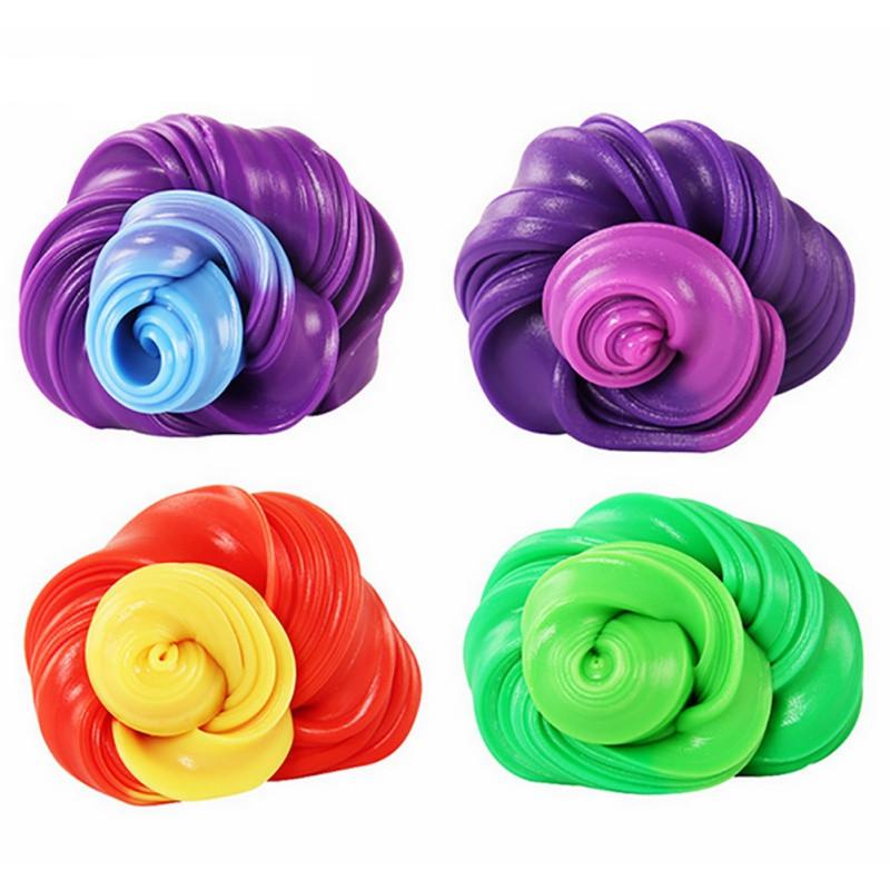 Пластилин, меняющий цвет! Жвачка для рук, меняет окраску от температуры!