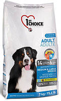 Корм для собак средних и крупных пород 1st Choice Adult Medium and Large Breed