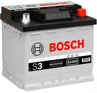 Аккумулятор Bosch 45 Ач Правый + ( обратной полярности) 400А