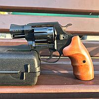 Alfa model 420 - Уценка! - револьвер под патрон флобера 4мм (С витрины!)