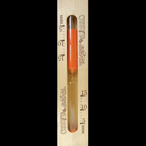 Годинник пісочний для сауни (закрита колба) ПП