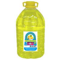Моющее средство для посуды Чарівна Хозяюшка 5л. (лимон)