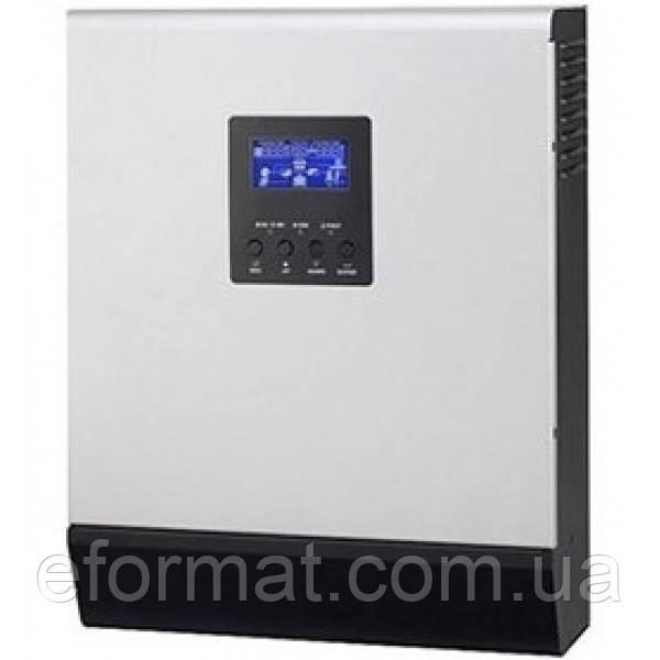 Гибридный ИБП 3000ВА, 48В + МППТ контроллер 60А, Voltronic Power Axpert MKS 3K-48