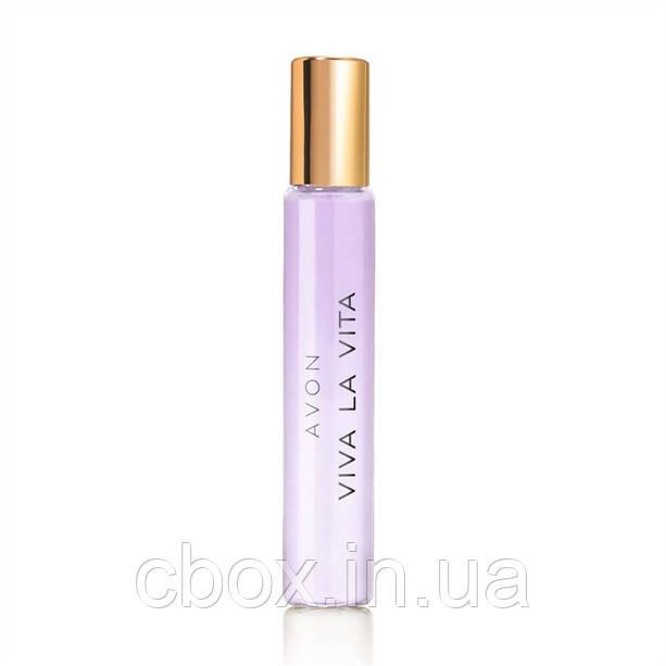 Парфумерна вода жіноча Viva la Vita, Avon, Віва ла віта Ейвон, 61190, спрей, міні-парфуми