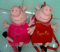 """Рюкзак в форме персонажа """"Свинка Пеппа"""""""